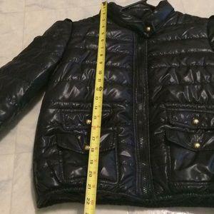 Maralyn & Me Jackets & Coats - Black puffy jacket